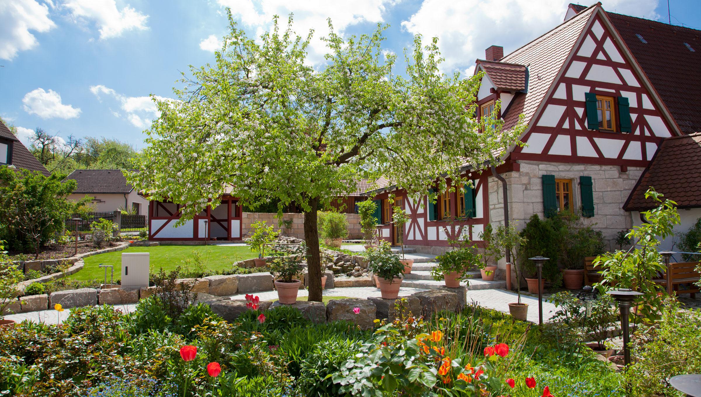 Garten Erdbeerhof Schemm