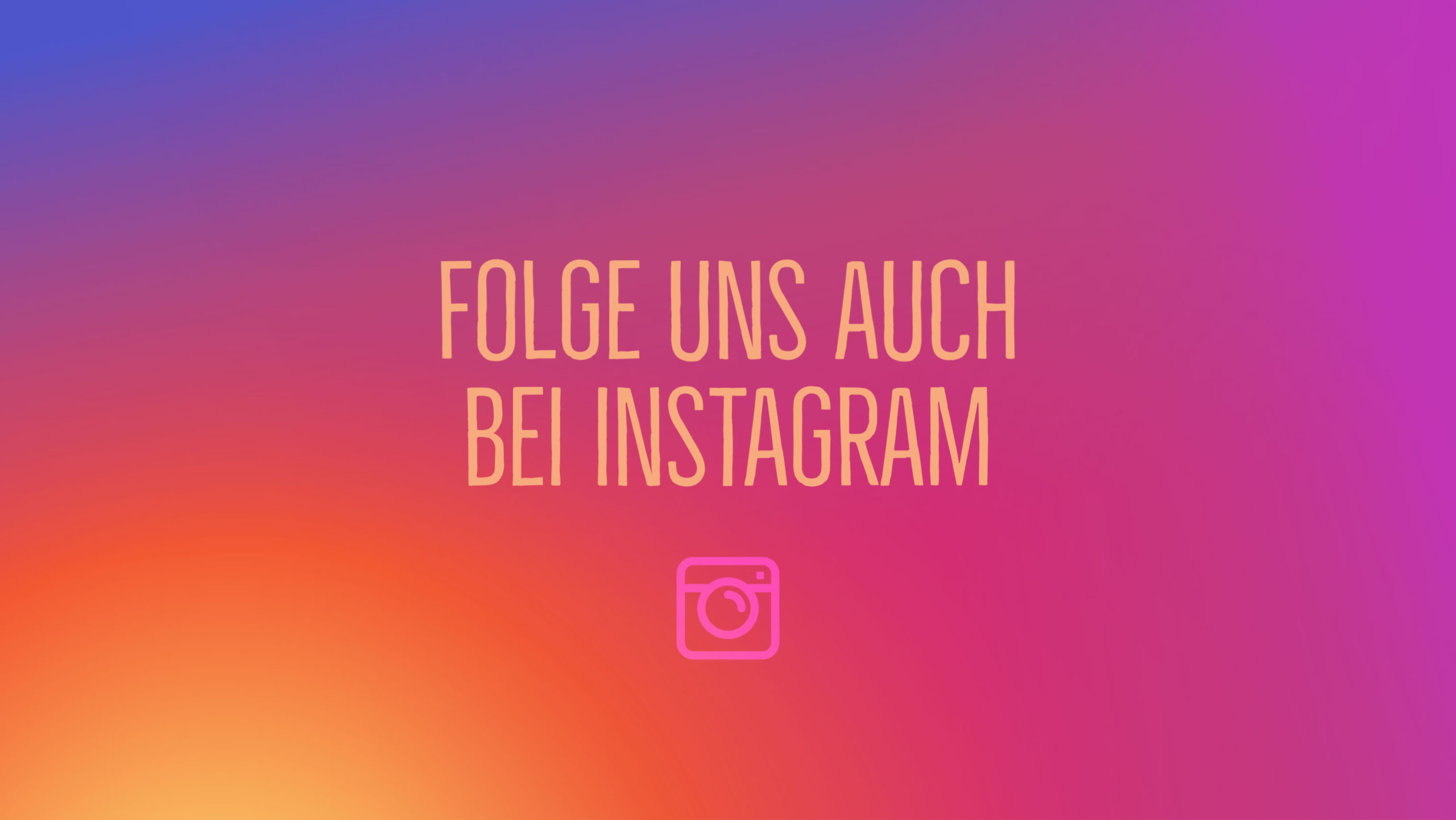 Hallo instagram